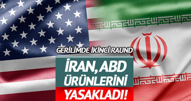 İran'dan flaş ABD kararı