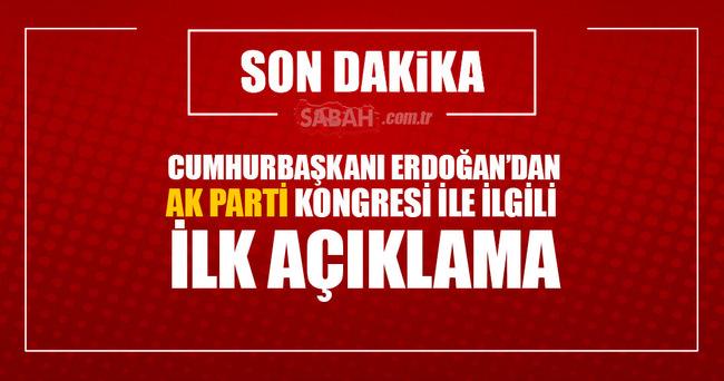 Erdoğan: Başbakan'ın kendi kararı