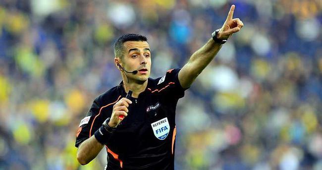 Galatasaray-Beşiktaş derbisinin hakemi Mete Kalkavan