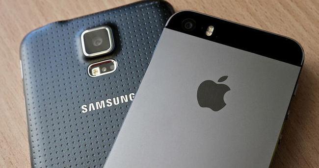 Samsung, Apple'a çalım attı