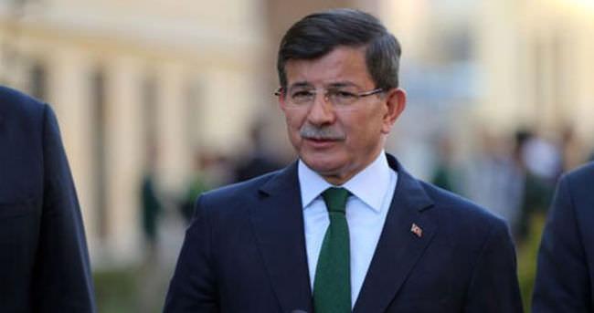 Başbakan Davutoğlu'ndan flaş karar