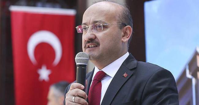 Başbakan Yardımcısı Akdoğan: Halkımız müsterih olsun