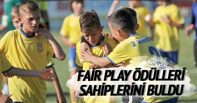 2015 Türkiye Fair Play Ödülleri sahiplerini buldu
