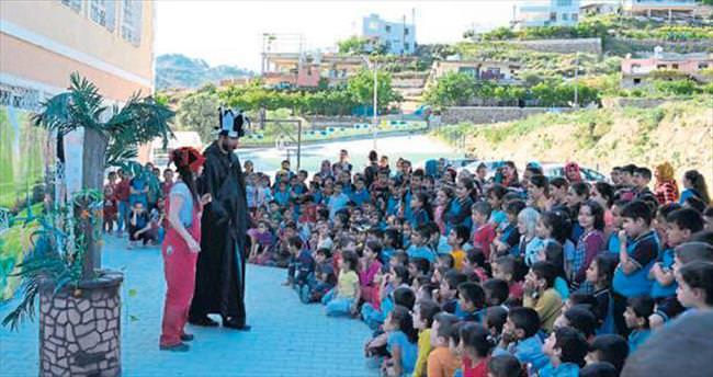 Primemall 3 bin çocuğu tiyatroyla buluşturdu