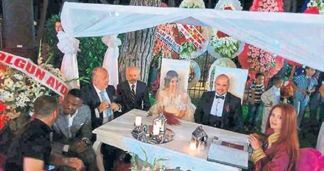 Antalyaspor düğünde buluştu