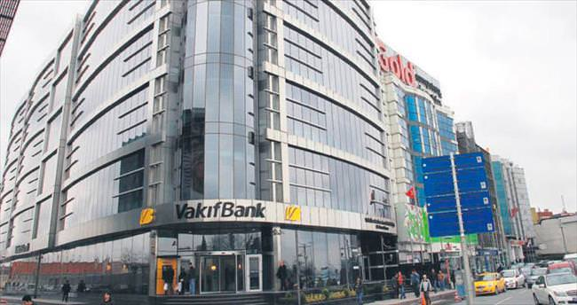 Vakıfbank'ın net kârı 517 milyon TL