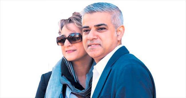 Londra'ya ilk kez Müslüman başkan