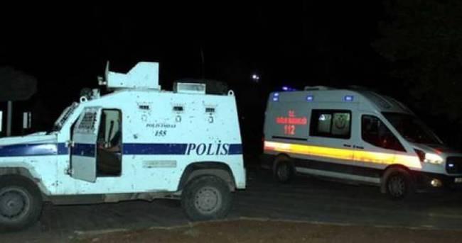 Diyarbakır'da silahlı kavga: 7 yaralı