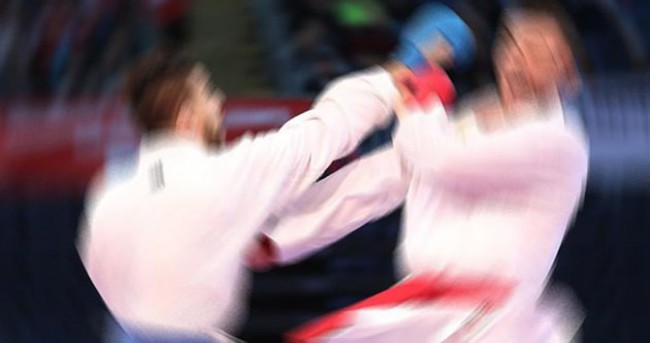 5 milli karateci finale çıktı