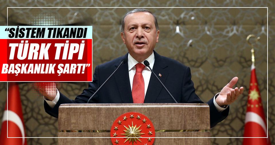 Adil Gür: Sistem tıkandı, Türk tipi Başkanlık şart
