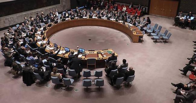 Rusya BMGK'de Halep bildirisini engelledi