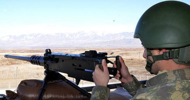 Gaziantep sınırında 3 DAEŞ üyesi öldürüldü