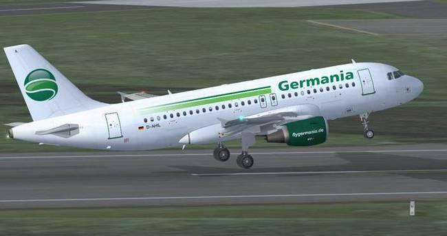 Alman havayolu şirketinden Milas-Bodrum'a yeni sefer