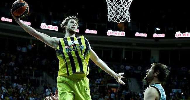 THY Avrupa Ligi en iyi 5'lerinde 3 Fenerbahçeli