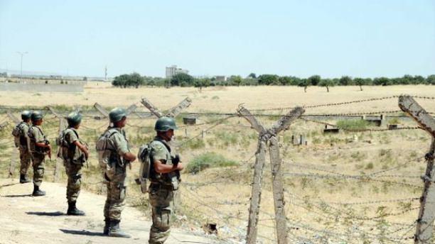 Sınırda 10 DEAŞ üyesi yakalandı!