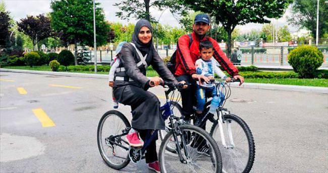 Suriyeli aile başkentte