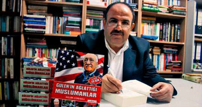 Gülen'in kitapta olmayan sözlere açtığı dava düştü