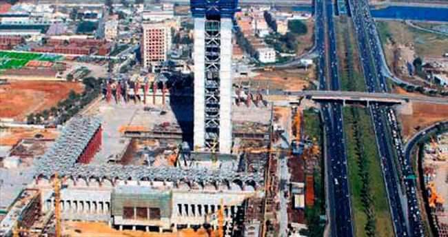 Cezayir'e 265 metre ile en uzun minare