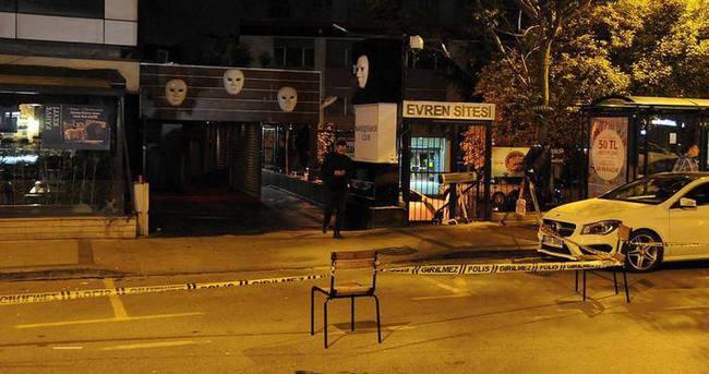Beşiktaş'ta silahlı saldırı: 2 yaralı