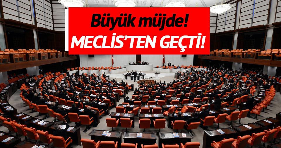Esnek Çalışma Yasası Meclis'ten geçti