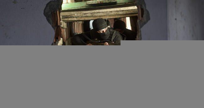 Teröristlerin Nusaybin'den kaçma planı suya düştü