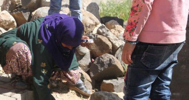 İdil'de bulduğu cisim patlayan çocuk öldü