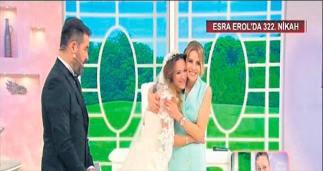 Dokuzuncu yılda 322'nci nikah
