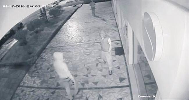 Mahalle sakinleri hırsızlardan usandı