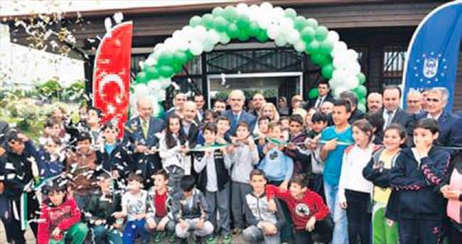 Nilüfer Vadisi Gençlik Merkezi geleceğe değer katacak
