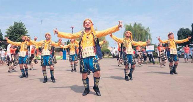 Anadolu'nun renkleri hayat buluyor