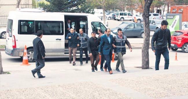 47 şüpheliden 23'ü tutuklandı