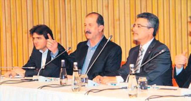 Yeni havalimanına Türk mermeri önerildi
