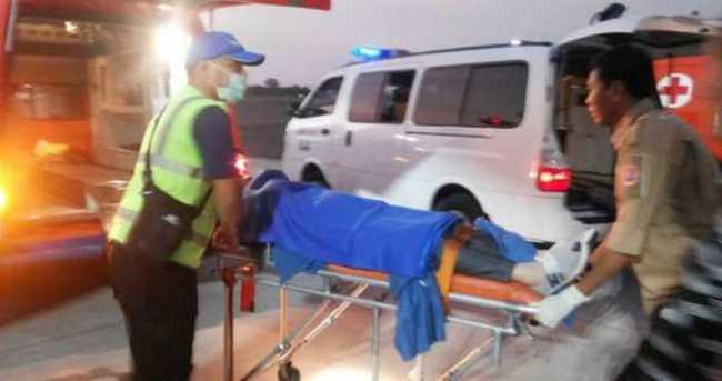 Şiddetli türbülansta 17 yolcu yaralandı