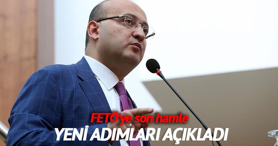 Akdoğan'dan FETÖ uyarısı