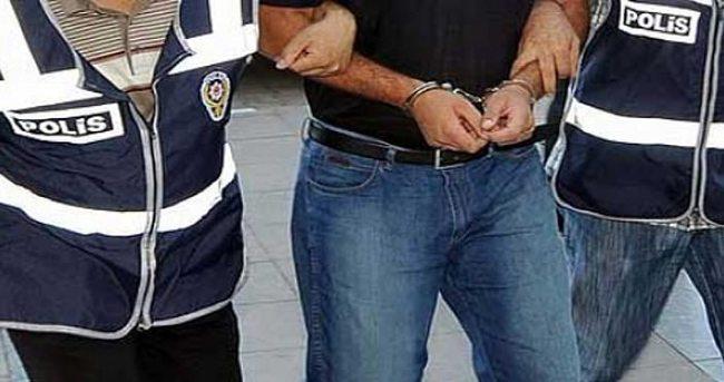 İzmir'de terör operasyonu 19 kişi gözaltında