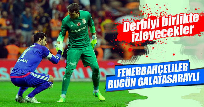 Fenerbahçeliler bugün Galatasaraylı