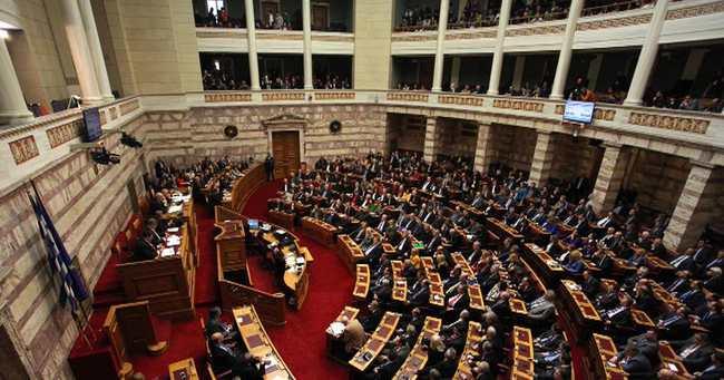 Yunanistan Meclisi tartışmalı reform paketini onayladı!