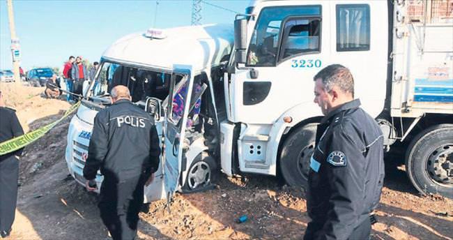 Tutuklu şoförler birbirini suçladı