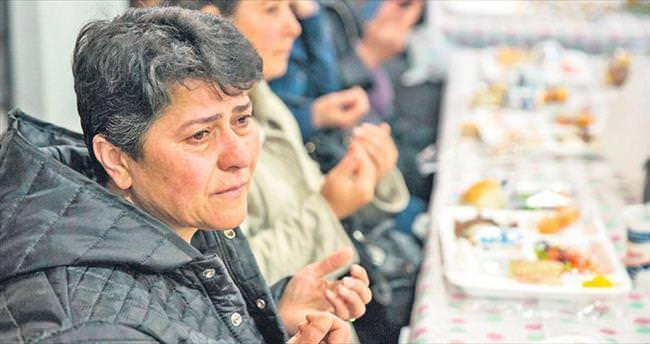 90 şehit annesi için duygu yüklü program