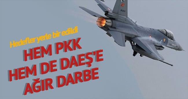 Hem PKK'ya hem DAEŞ'e