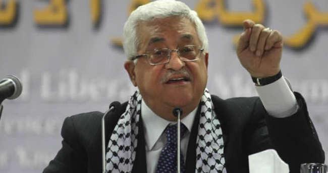 Filistin Devlet Başkanı Abbas, Mısır'da
