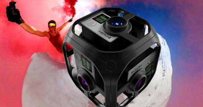 GoPro Omni 360 Derece Video Performansı