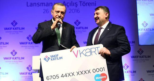 2 trilyon dolarlık İslami finansın merkezi İstanbul olmalı