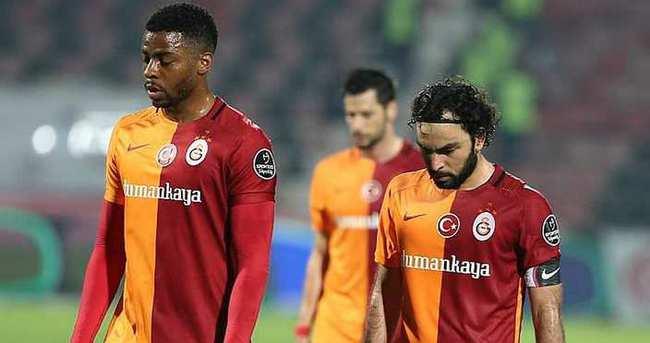 Galatasaray'da Ryan Donk fiyaskosu