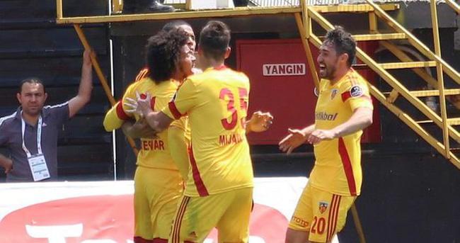 Kayserispor - Sivasspor maçı biletleri 2 TL