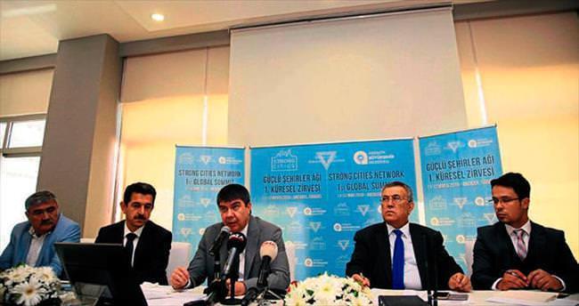 Teröre karşı şehirler Antalya'da buluşuyor