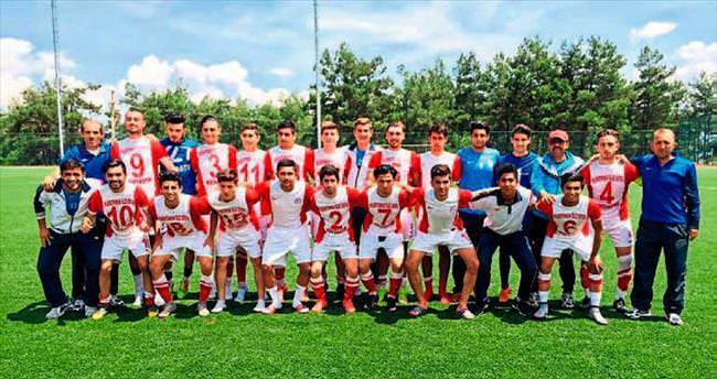 Muratpaşa Belediyespor gruplarda şampiyon oldu