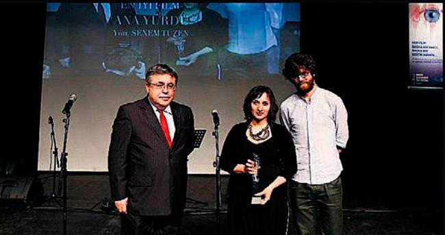 'Anayurdu' Ankara'da 'en iyi film' seçildi