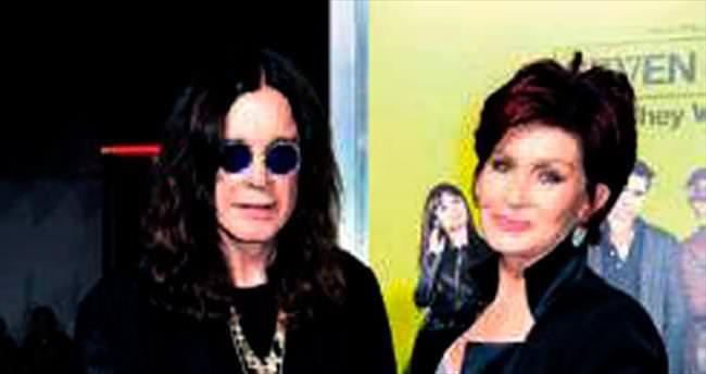 Osbourne çifti ayrılıyor mu?
