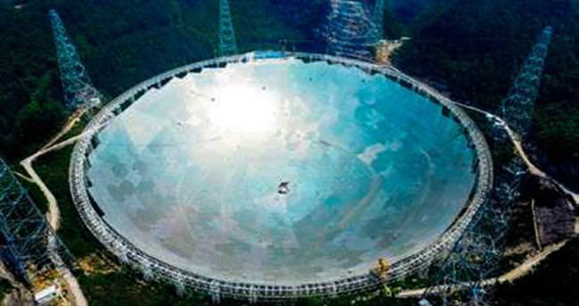Dünyanın en büyük teleskopu hazır